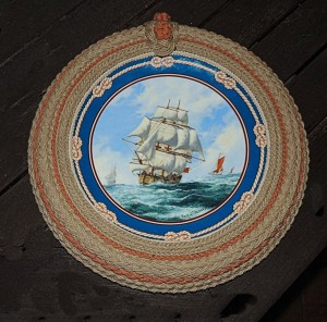 Braided Rope Plate