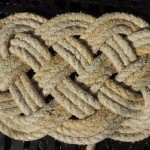Ocean Plait Mat Making an