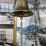 Bell-Rope For An Old Four Masted Barque Making A