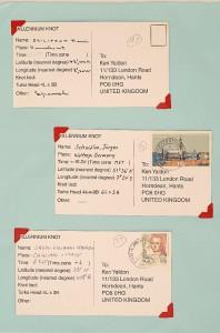 Millennium Knot Postcards (11)