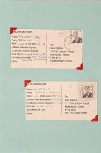 Millennium Knot Postcards (12)