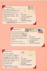 Millennium Knot Postcards (24)