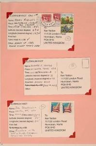 Millennium Knot Postcards (30)