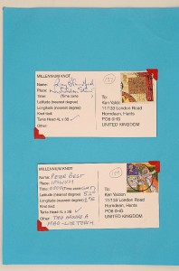 Millennium Knot Postcards (40)
