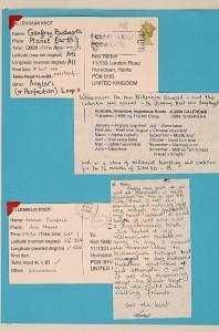 Millennium Knot Postcards (43)