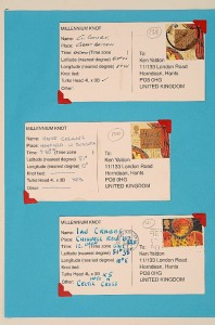 Millennium Knot Postcards (46)