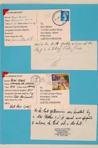 Millennium Knot Postcards (49)