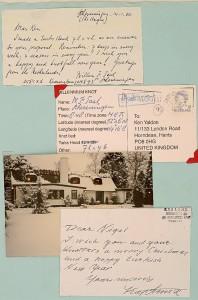 Millennium Knot Postcards (6)