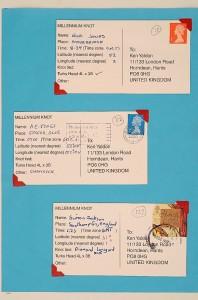 Millennium Knot Postcards (60)