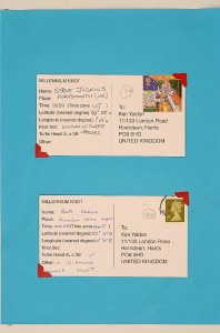 Millennium Knot Postcards (61)