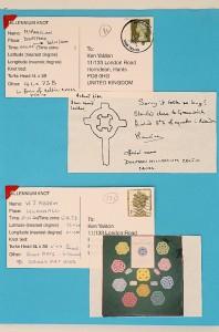 Millennium Knot Postcards (62)