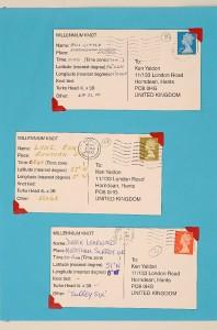 Millennium Knot Postcards (64)