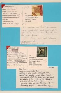 Millennium Knot Postcards (68)