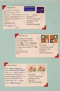 Millennium Knot Postcards (7)