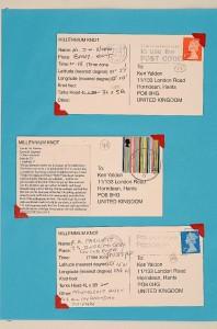 Millennium Knot Postcards (70)