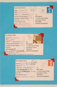 Millennium Knot Postcards (72)