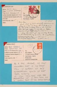 Millennium Knot Postcards (75)