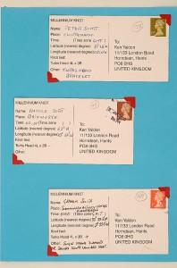 Millennium Knot Postcards (76)