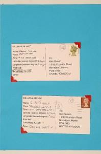 Millennium Knot Postcards (78)