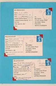 Millennium Knot Postcards (82)