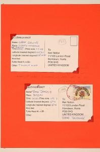 Millennium Knot Postcards (92)
