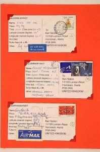 Millennium Knot Postcards (95)