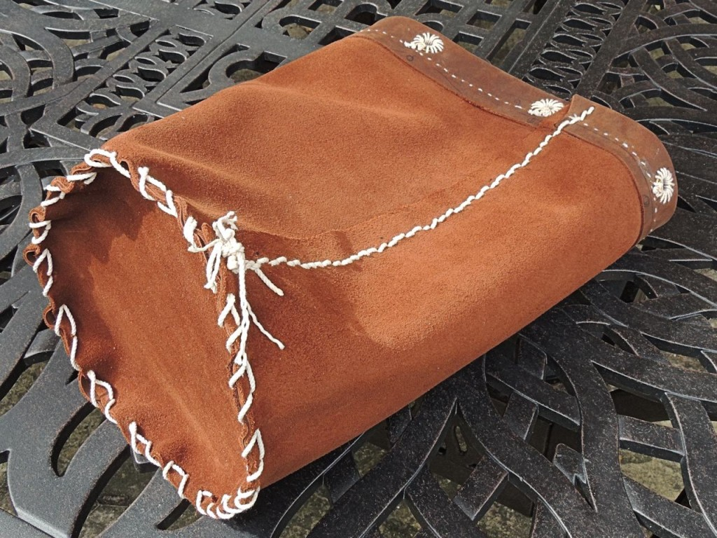 Leather Ditty Bag Complete IO