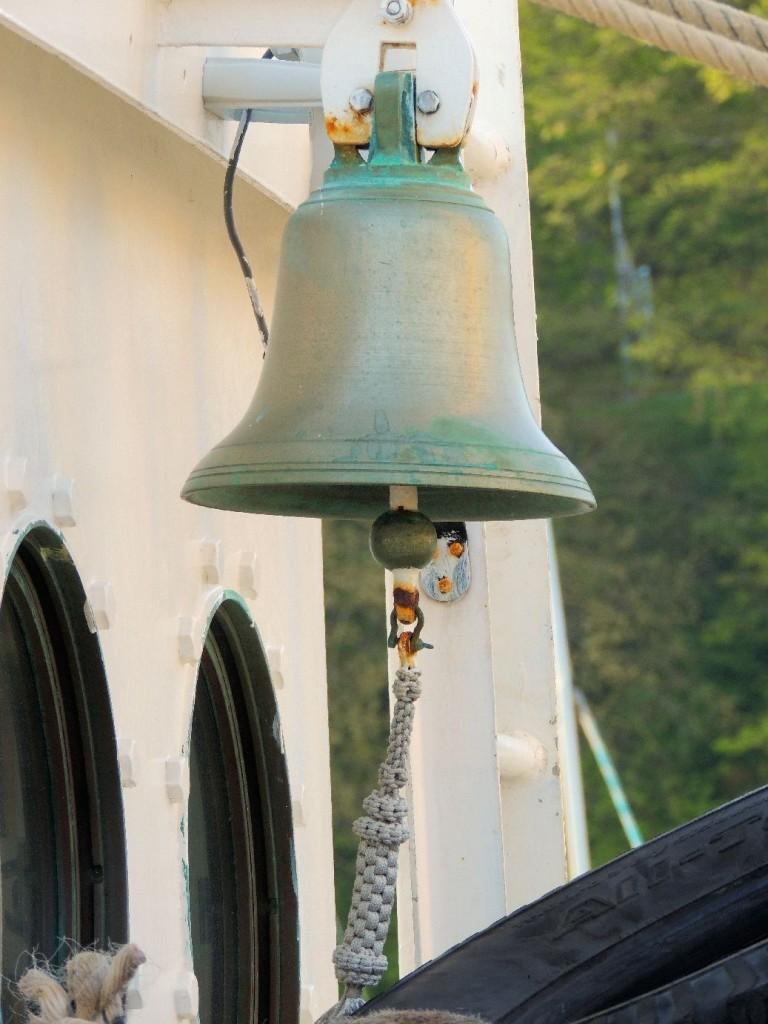 Pelican Ships Bell