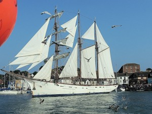 Sailing Ship Marite