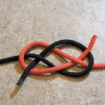 Tie the Carrick Bend How to