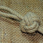 Bosun's Whistle Lanyard Knot How to Tie It