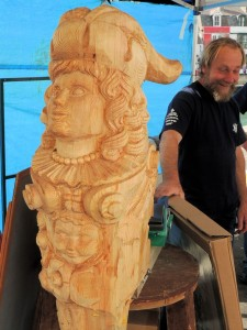Figurehead Carving
