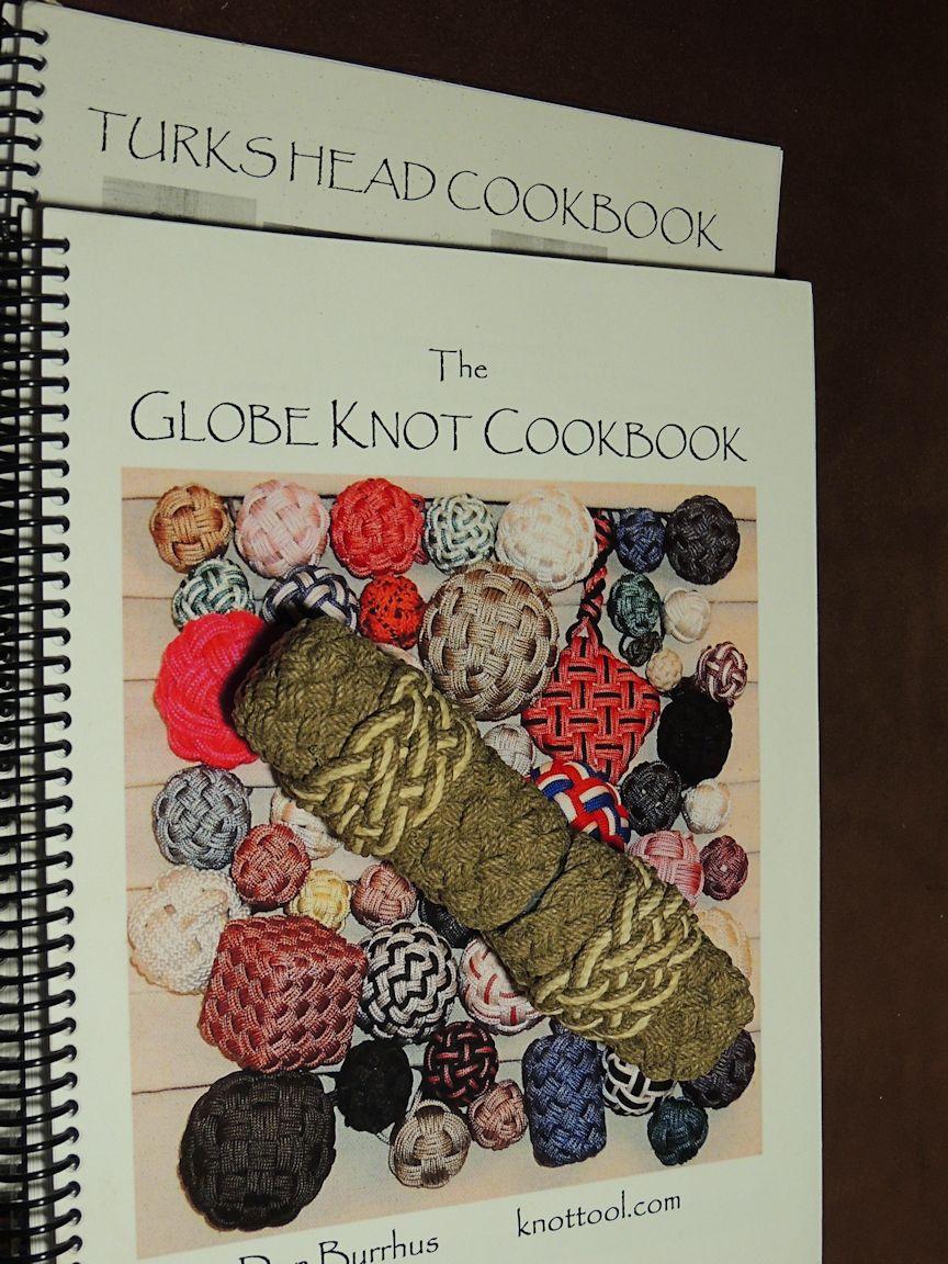 IGKTGlobe Knot Turks Head Cookbook Review VideoTurks Head CookbookGlobe Knot CookbookGlobe Knot and Turks Head Cookbook Video