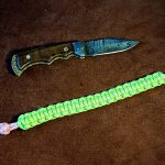 Paracord Bracelet Mad Max Style for Girls – No Buckles – How to Tie