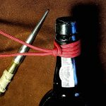 Prusik Bottle Sling – Prusik Knot Variation – How to Tie