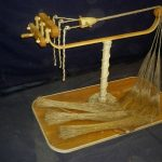 Rope Making Machine or Work of Art