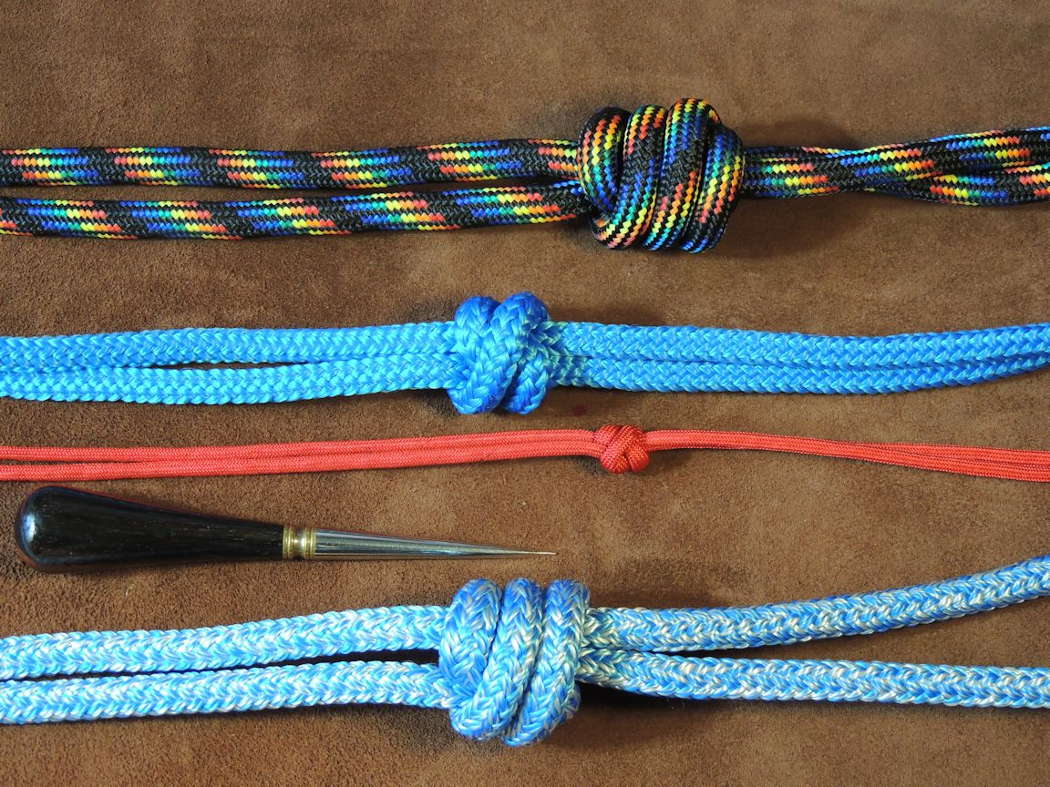 Paracord Knife Lanyard, How to