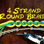 Four Strand Round Sennit