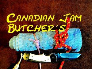 Butchers Knot Canadian Jam Knot