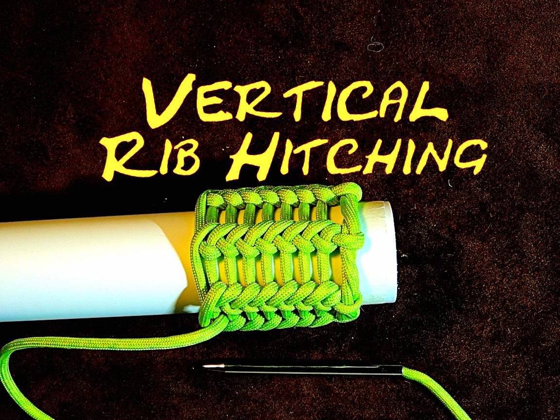 Rib Hitching Vertical Hitching