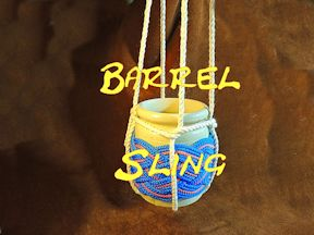 Barrel Sling 4 Legged