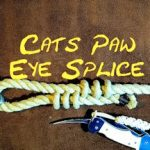 Cats Paw Eye Splice How to Tie