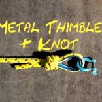 Metal Thimble & Poachers Noose