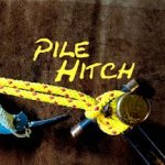 Pile Hitch Fast Temporary Mooring to a Post
