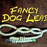 Decorative Rope Dog Lead