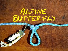 Alpine Butterfly Loop