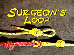 Surgeon's Loop Knot