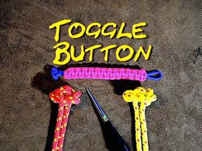 Toggle Button Knot