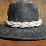 Turks Head Hat Band