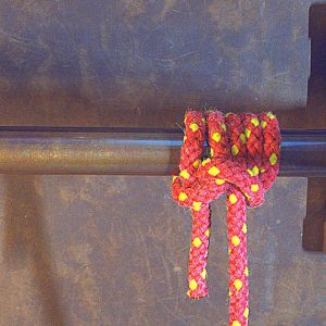 How to Tie the Camel Hitch